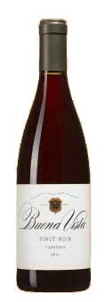 Carneros Pinot Noir ( Buena Vista Winery ) 2011