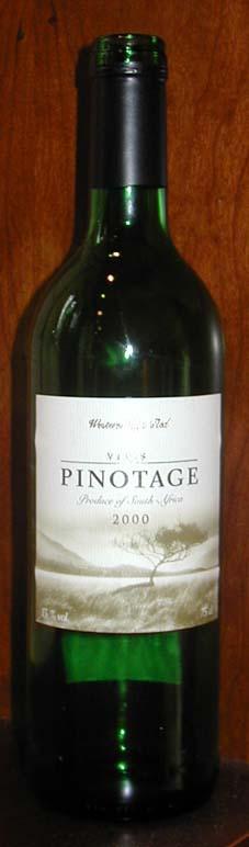 Vitis Pinotage ( Arcus - Norwegian distr. ) 2000