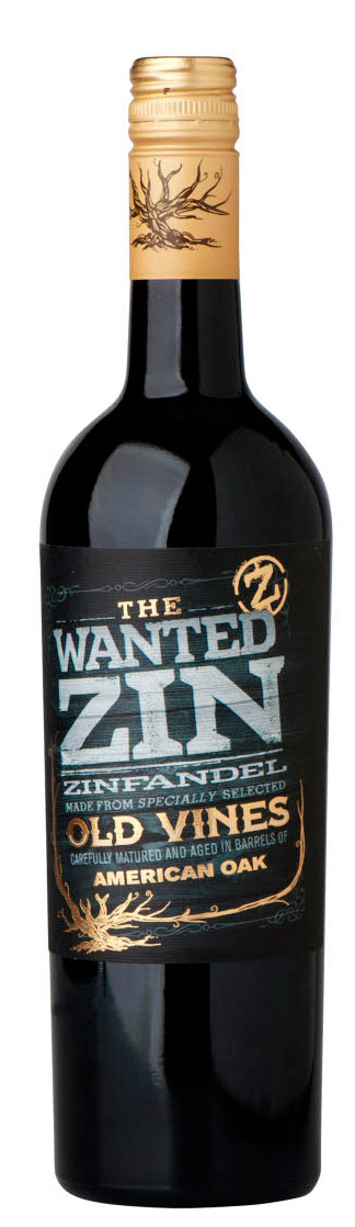 The Wanted Zin Zinfandel Old Vines ( Orion Wines ) 2016