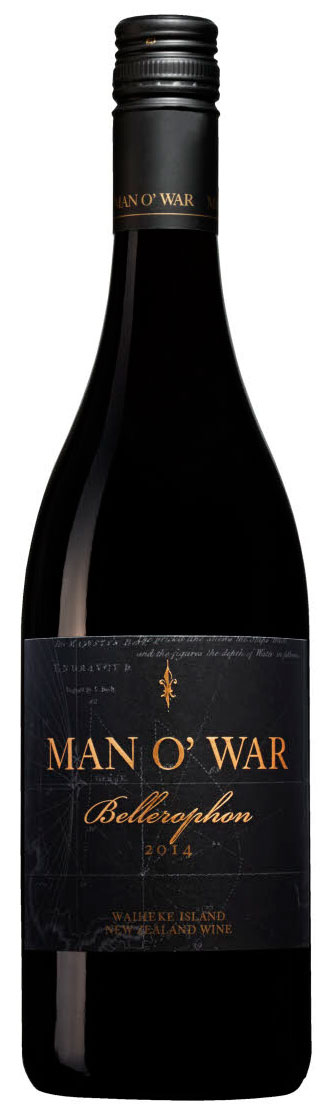 Bellerophon ( Man O` War Vineyards ) 2014
