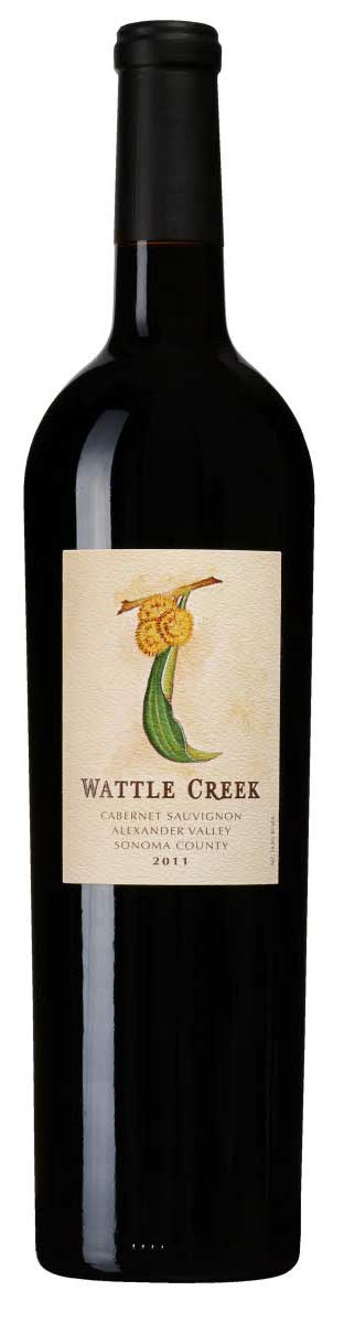 Cabernet Sauvignon ( Wattle Creek Winery ) 2011
