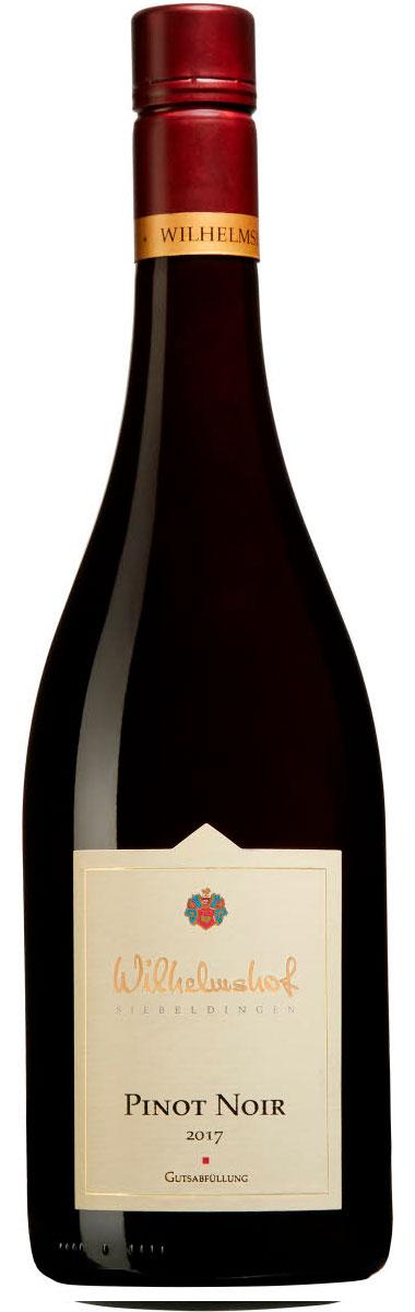 Pinot Noir ( Wein- und Sektgut Wilhelmshof ) 2017