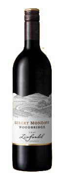 Woodbridge Zinfandel ( Robert Mondavi Winery ) 2007