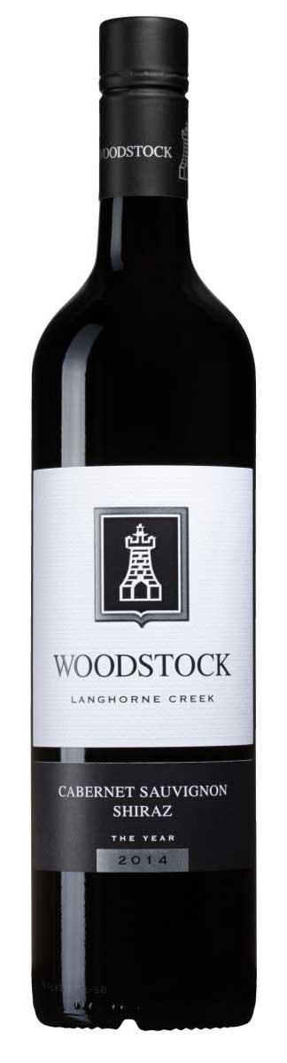 Woodstock Cabernet Sauvignon Shiraz ( Woodstock Wine Estate ) 2014