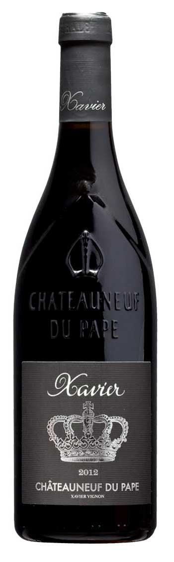 Châteauneuf-du-Pape ( Xavier Vignon ) 2012
