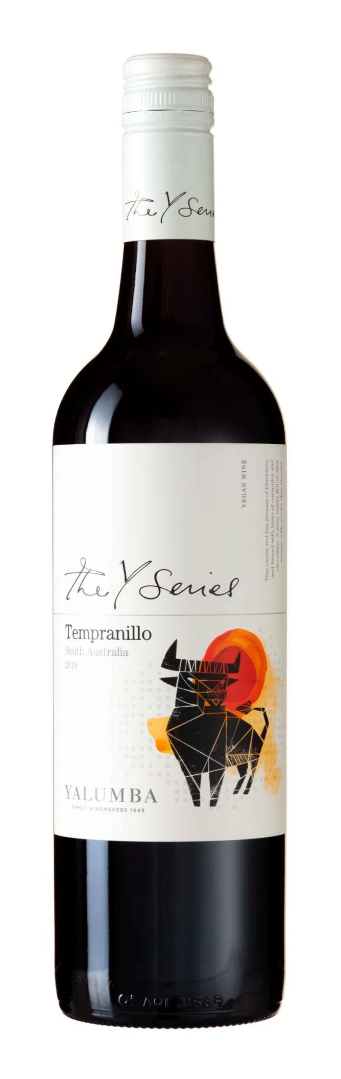 Y Series Tempranillo ( Yalumba winery ) 2019