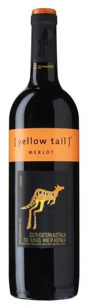 Yellow Tail Merlot ( Casella Estate ) 2006