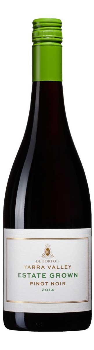 Yarra Valley Estate Grown Pinot Noir ( De Bortoli ) 2014