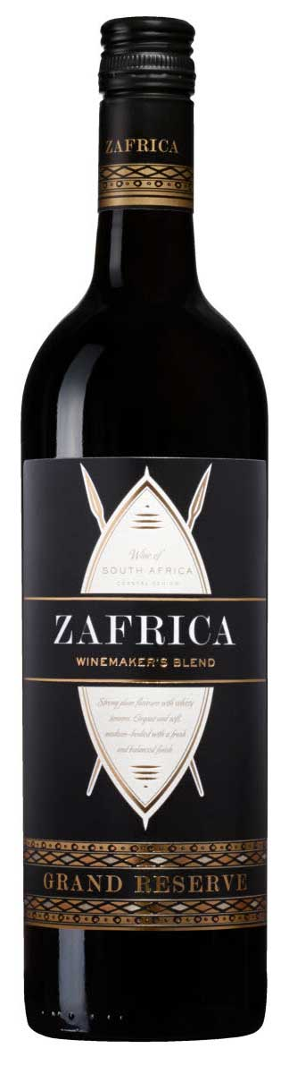 Zafrica Grand Reserve ( Leeuwenkuil Family Estate ) 2015