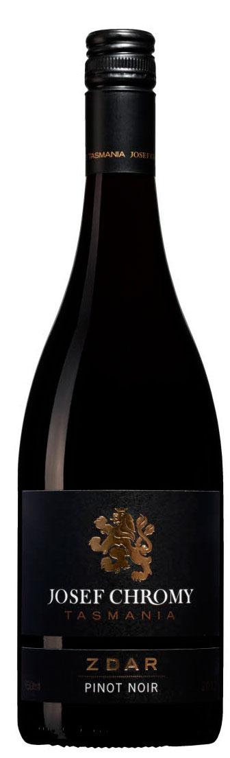 ZDAR Pinot Noir ( Josef Chromy Wines ) 2012