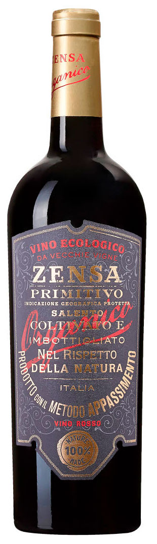 Zensa Primitivo ( Orion Wines ) 2019
