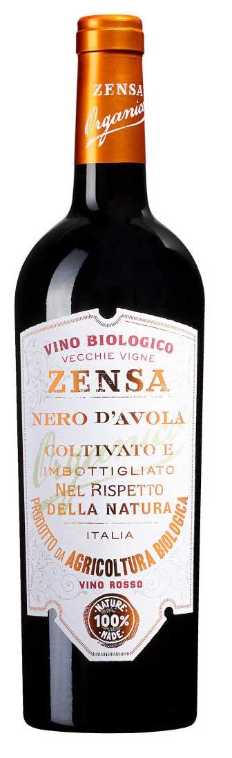 Zensa Nero d`Avola ( Orion Wines ) 2018