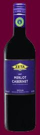 Zeta  Merlot Cabernet ( Casa Vinicola Firriato ) 2008