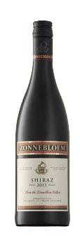 Zonnebloem Shiraz ( Zonnebloem Wines ) 2002