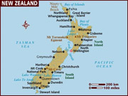 New Zealand Wineries